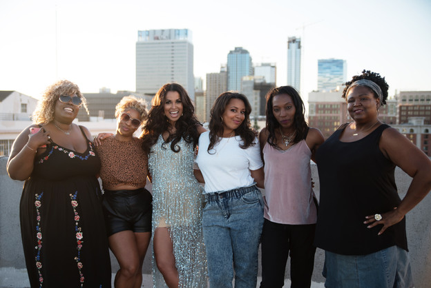 Behind the scenes with Tracey Edmonds