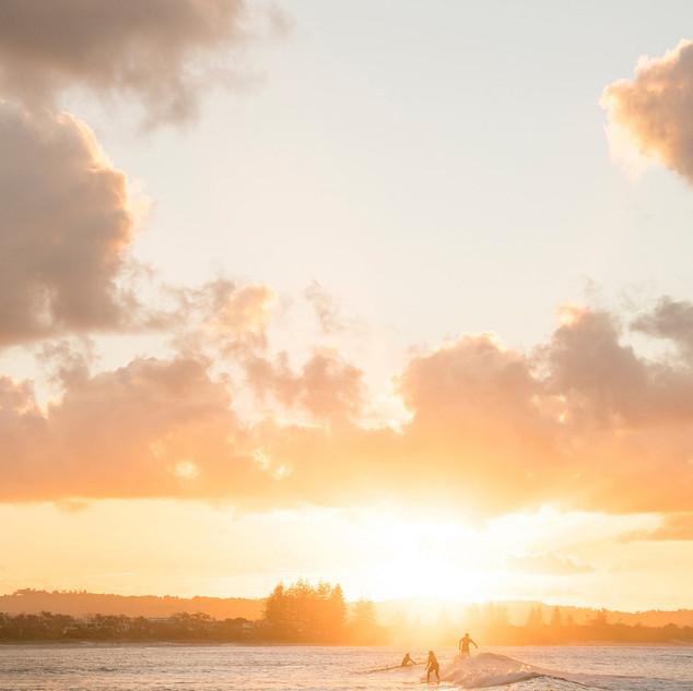 Sunsets from Ayindi