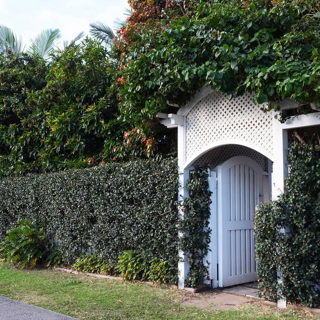 Entrance to Boonara at Byron