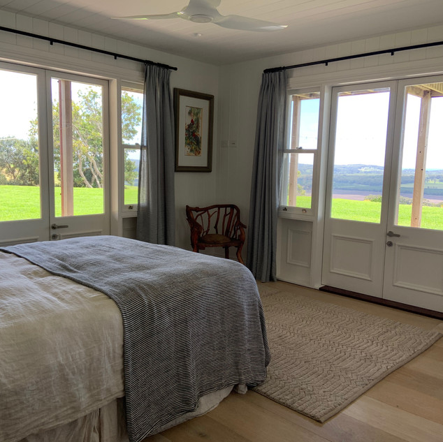Master Bedroom with ensuite and built-in robes