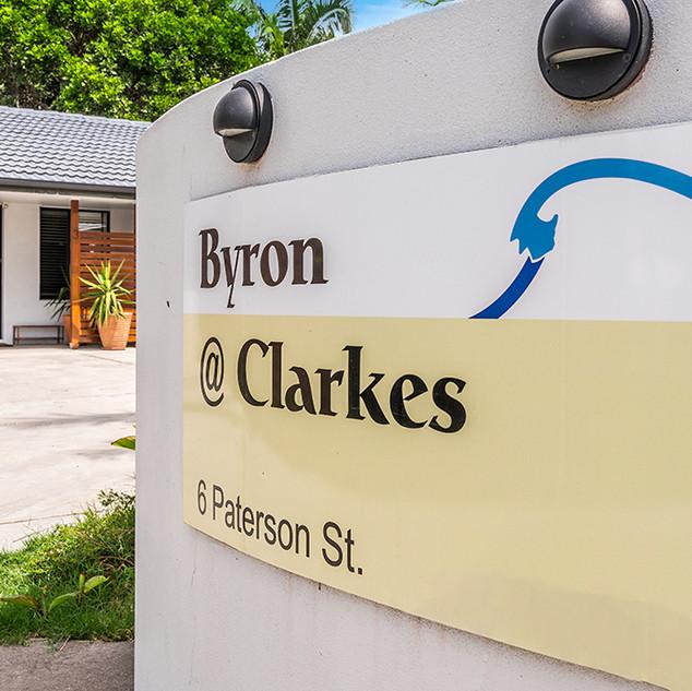 Byron @ Clarkes