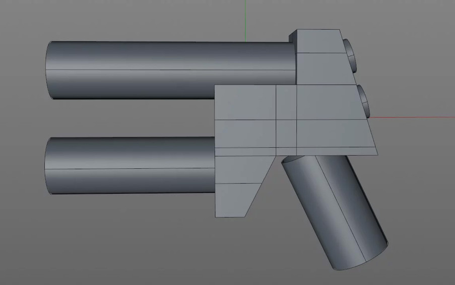 I felt the best approach for the main body was to box model in symmetry.