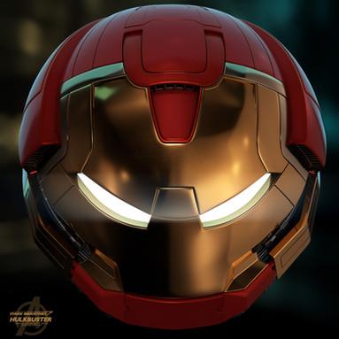 Hulkbuster Helmet