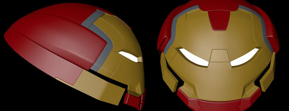 Using the previous workflow I ended up with clean and sharp topology.