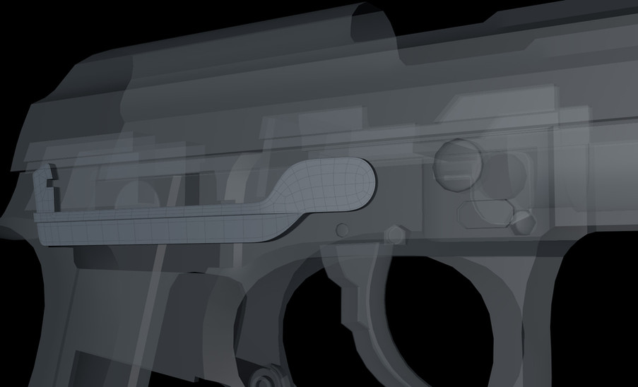 Trigger bar done.