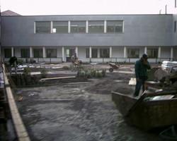 Costruzione giardino Alzheimer