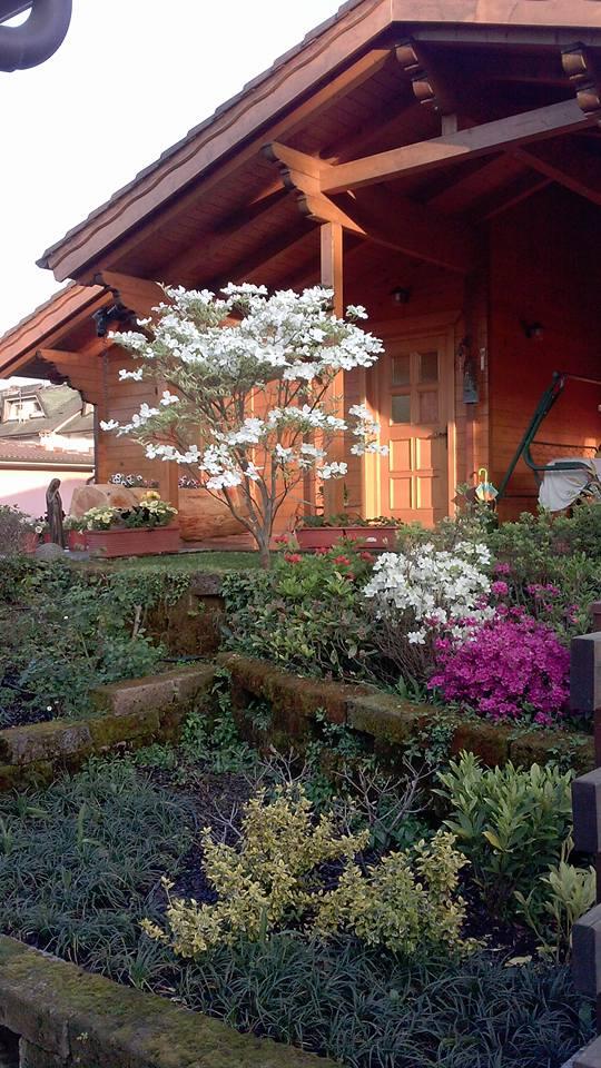giardino chalet