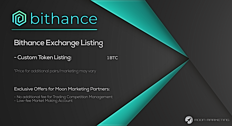 Bithance Exchange Listing.png