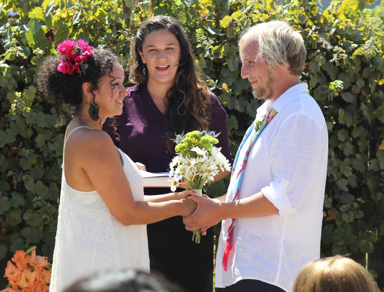 Andrea & Matti's Wedding