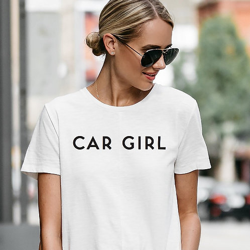 Car Girl T-Shirt