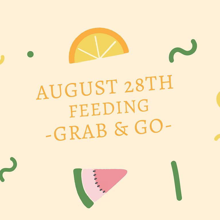 August 28th-Grab & Go