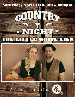 Country Night at The Rod and Gun in Parksville, BC
