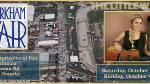Markham Fair this Saturday and Sunday!