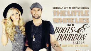 Boots and Bourbon on Saturday!