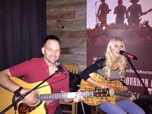 Boots and Bourbon Acoustic Duo