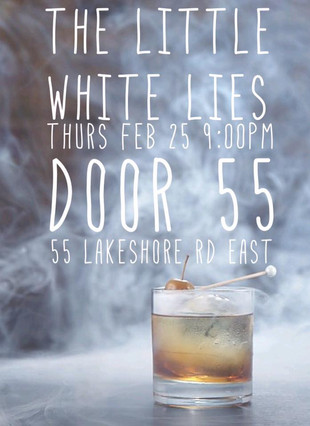 Door 55 at 9:00pm!