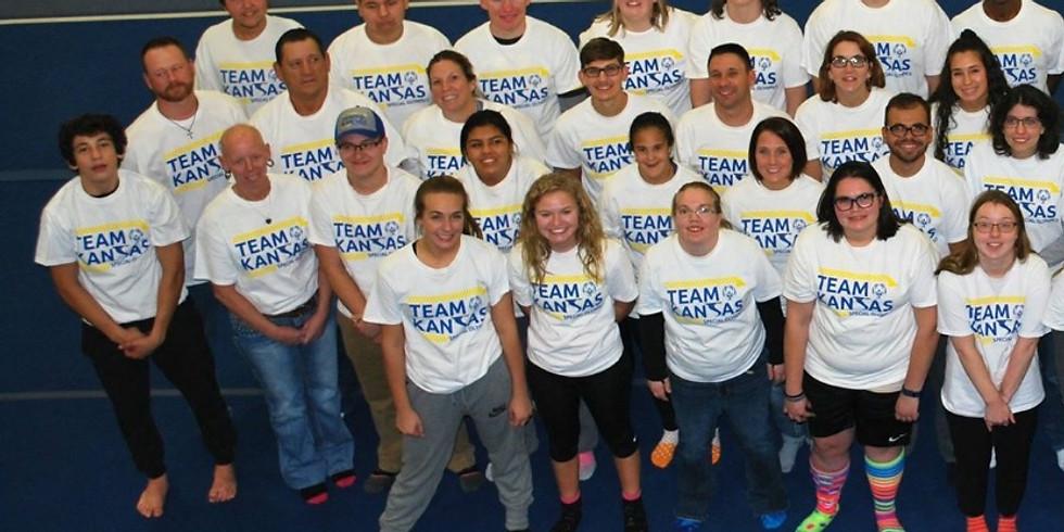 Team Kansas Competes in USA Games