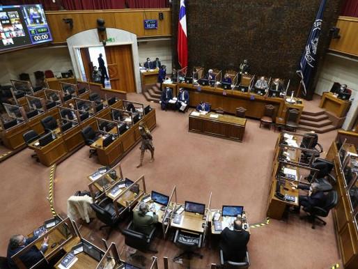Senado aprueba el proyecto de ley que permite el retiro del 10% de los fondos de AFP
