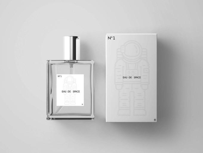 Eau de Space 2020 perfume espacio Nasa