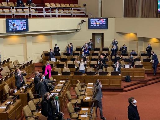 Cámara de Diputados aprueba legislar proyecto que permite retiro de fondos de las AFP