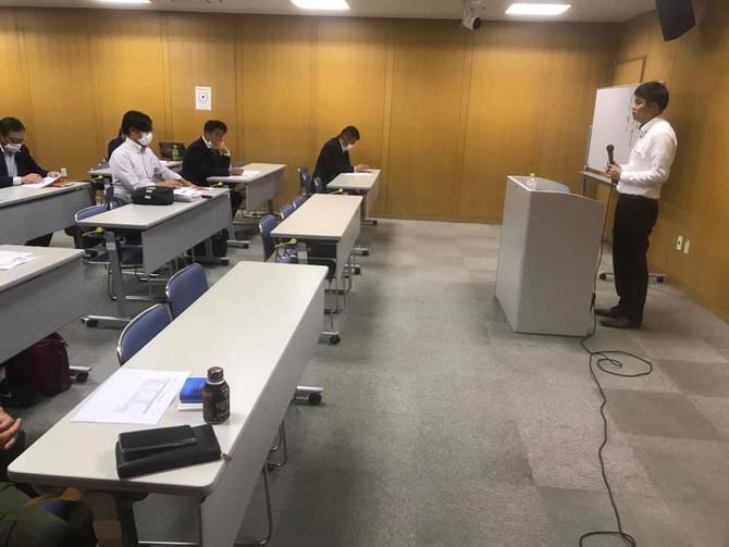 【モーニングセミナー研修】