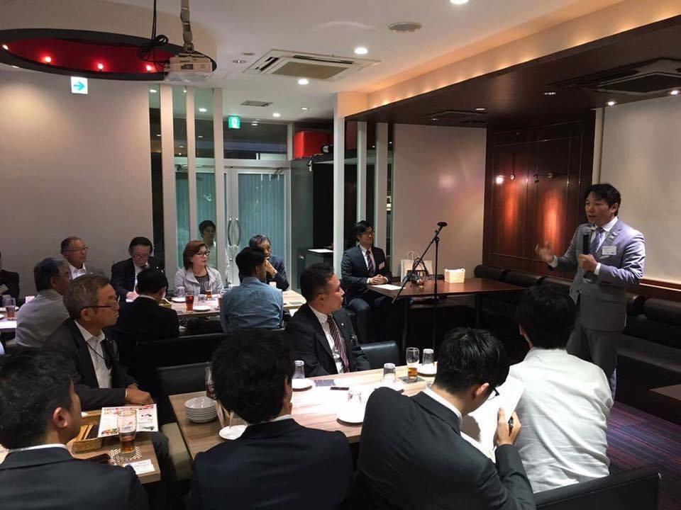 熊本県倫理法人会 中部・西部地区合同異業種交流会
