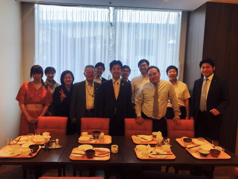 熊本市南倫理法人会モーニングセミナー