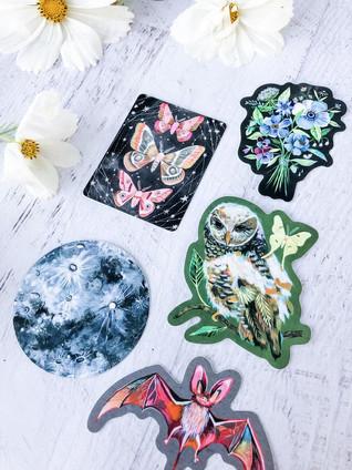 Nocturne Sticker Pack