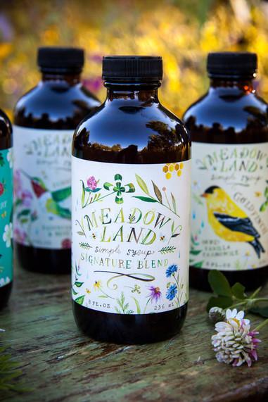 Meadowland Branding