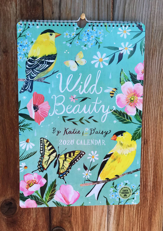 Wild Beauty 2020 Calendar