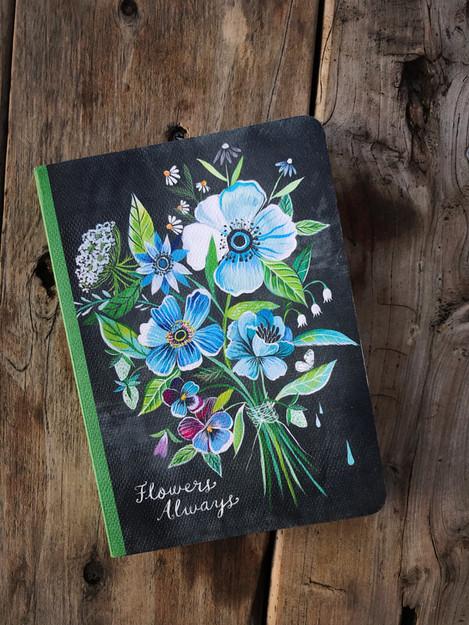 Flowers Always Journal