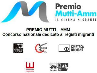 Premio Mutti - AMM 2018, aperto il bando dedicato ai registi migranti