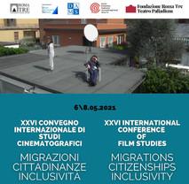 Presentazione del Premio Mutti al 26° Convegno Internazionale di Studi Cinematografici