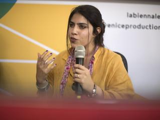 Maaria Sayed è la vincitrice del Premio Mutti - AMM 2019