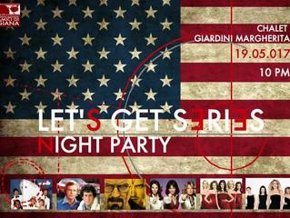 Let's Get Series, la festa delle serie TV allo Chalet dei Giadini Margherita