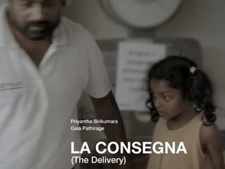 """Il 6 e 7 settembre a Venezia """"La Consegna"""" di Suranga D. Katugampala"""
