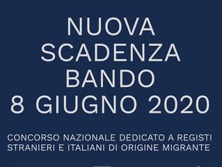 Bando Mutti 2020 prorogato all'8 giugno