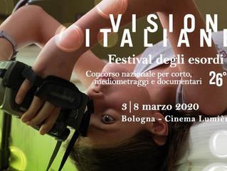 Visioni Italiane presenta il Premio Gianandrea Mutti, il 5 marzo alla Cineteca di Bologna