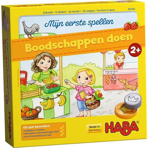 HABA - Mijn eerste spellen – Boodschappen doen