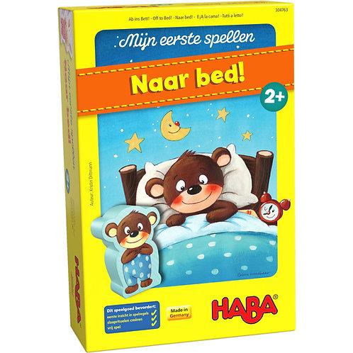 HABA - Mijn eerste spellen – Naar bed!