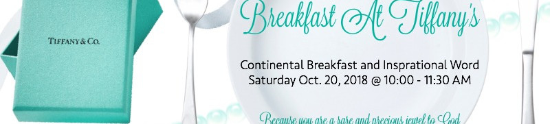 Jewel's Breakfast at Tiffany's Brunch