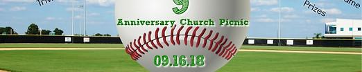 9th Church Anniversary Picnic