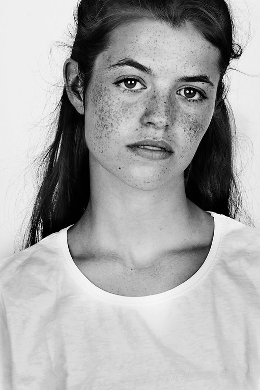 moda, editorial, fashion, editorial, casting, moda, fotografía publicitaria,plató,blanco y negro,pecas,teenager,maria peyret