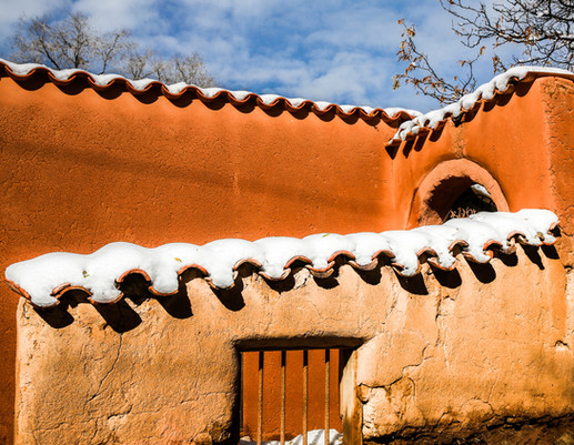 Santa Fe Snow on Adobe Lightroom Edits-6