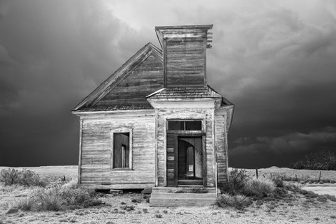 Taiban, New Mexico Church