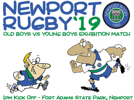 Annual Old Boy's vs Young Boy's!