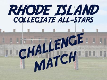 Rhode Island Collegiate All-Stars Challenge Match
