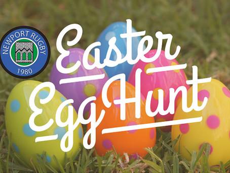 CANCELED - Family Easter Egg Hunt April 20th