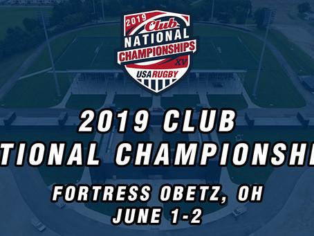 USAR Club National Championship Sweet 16