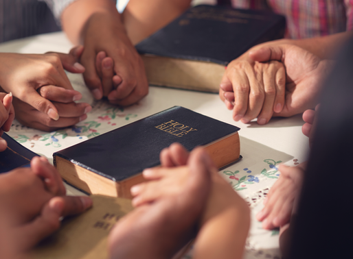 April to be National Month of Prayer